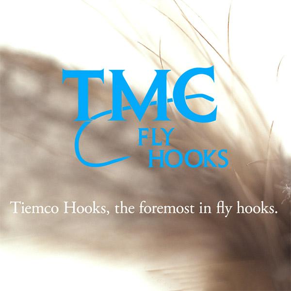 TMC Fly Hooks Logo
